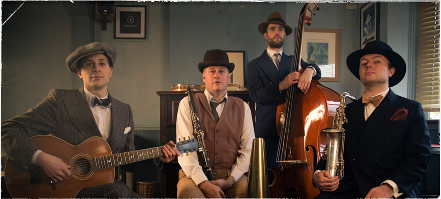 The Jazz Spivs | Live 1920s Jazz Band for Hire
