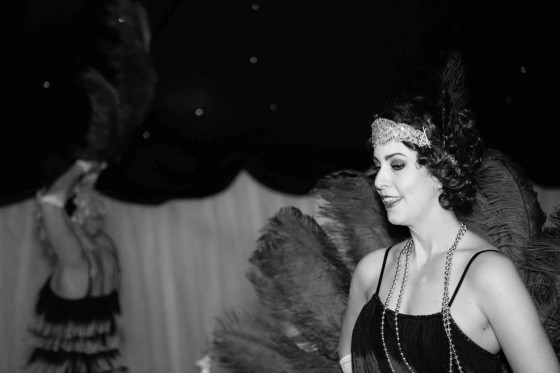 The Silk Street Flappers make a great addition to any 1920s themed birthday party