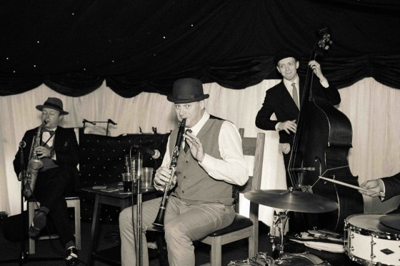 1920's Band Hire Jazz Spivs