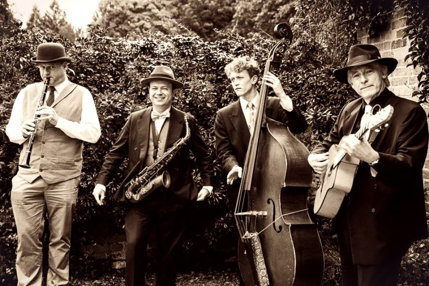 Hire 1920s Band - Jazz Spivs