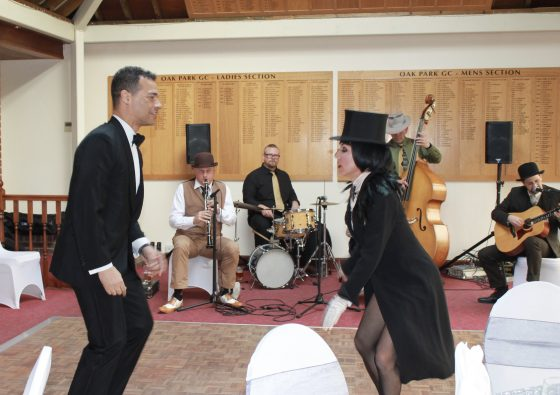 1920s band for hire